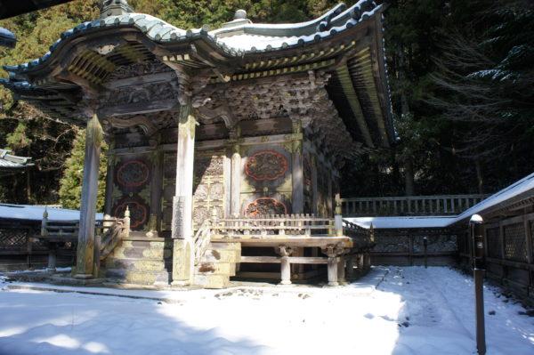 Mausoleum des grossen Tokugawa Ieyasu