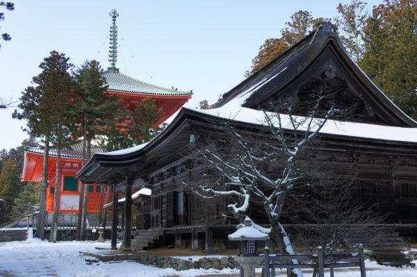 Taikai-dō im Garan-Tempelbezirk
