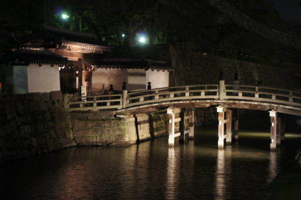 Eingang zur Burg von Wakayama