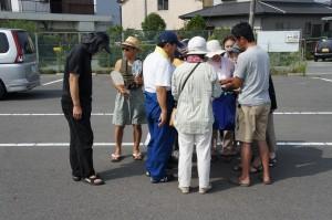 Chor der Freiwilligen in Minami-Sōma