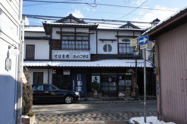 Azuma-ya - eins der alten Soba-Restaurants