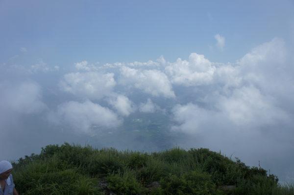 Über den Wolken...♪