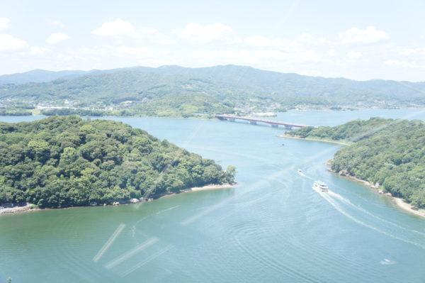 Der nördliche Teil des Hamanako