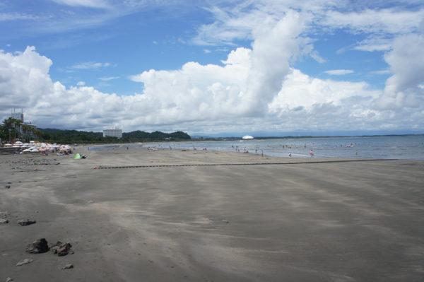 Strand bei Aoshima