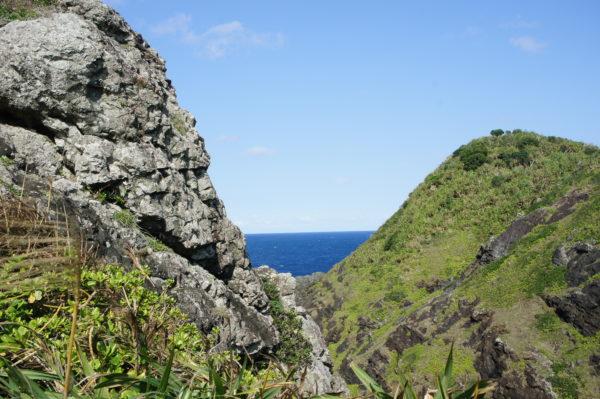 Landschaft am Oganzaki - dem Ugan-Kap