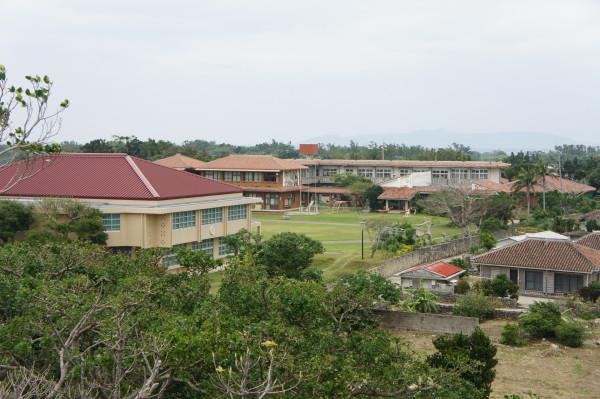 Grundschule auf Taketomi
