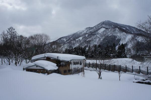 Skigebiet bei Yuzawa