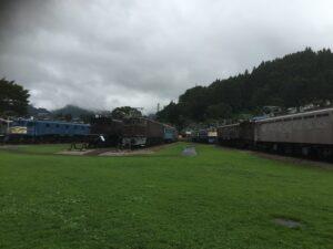 Eisenbahnpark Usui-Pass