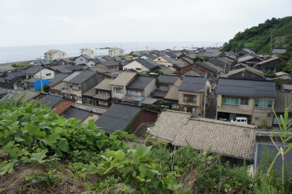 Heute ein verschlafenes Dorf: Aikawa