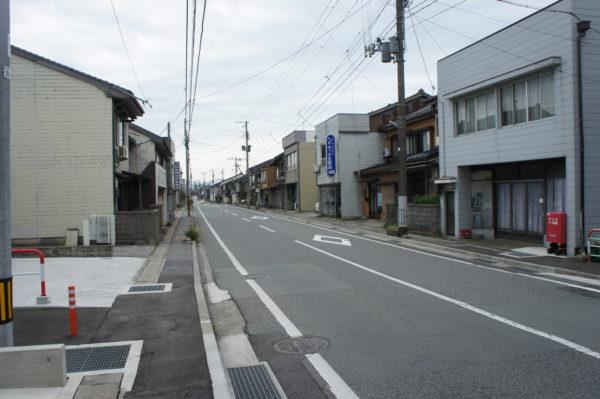 Im Zentrum von Sawada