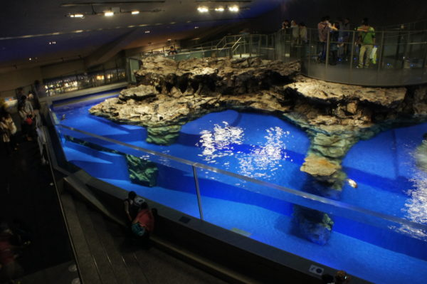 Im Sumida-Aquarium