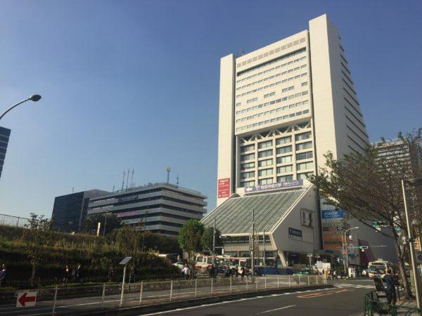 Sun Plaza im Zentrum