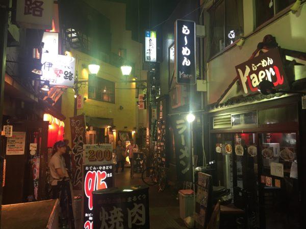 Hier gibt es Restaurants und Bars zuhauf