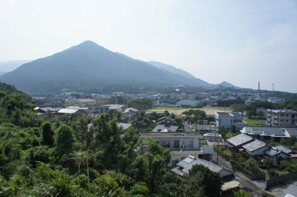 Der Ortsteil Anbō