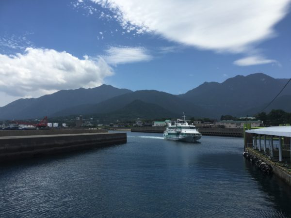 Hafen von Miyanoura