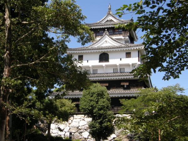 Donjon der Burg von Iwakuni