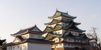 Der Donjon des Nagoya-jō (Burg von Nagoya)