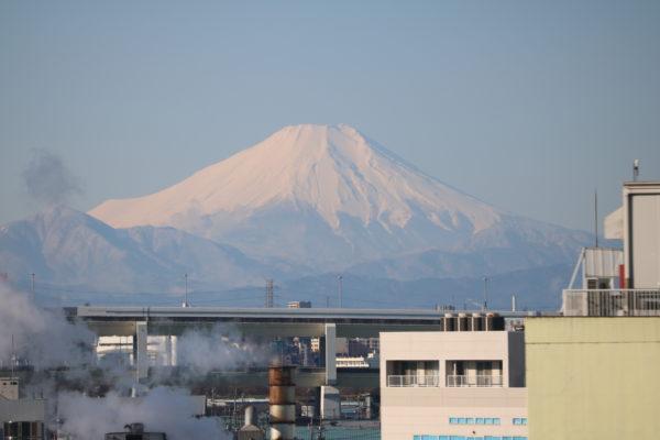 Aussicht von der Präfektur Saitama im Osten