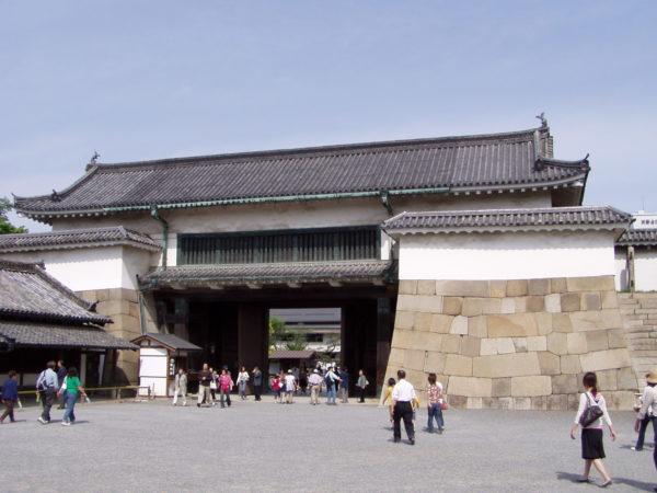 Higashi-Otemon-Tor der Burg Nijo