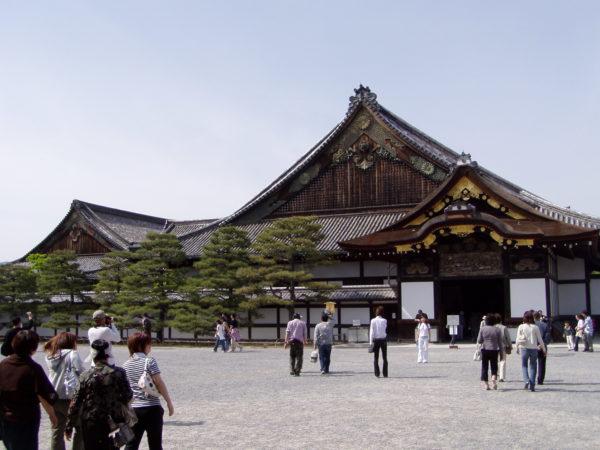 Ninomaru Goten - der Palast des äußeren Hofes der Burg Nijo