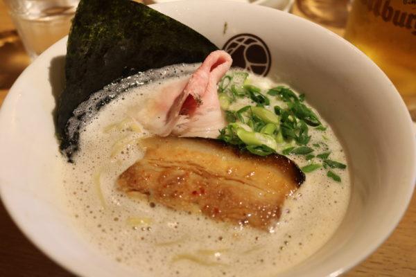 """Etwas ungewöhnlich: Ramen bei """"Muku"""" in Yokohama"""