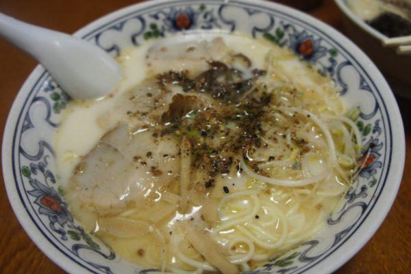 Tonkotsu-Ramen (in Kumamoto)