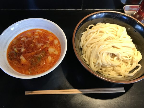 Tsukemen (hier bei Saikoro in Nakano, Tokyo)