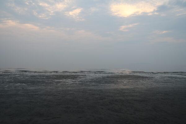 Wenn Himmel und Meer miteinander verschmelzen