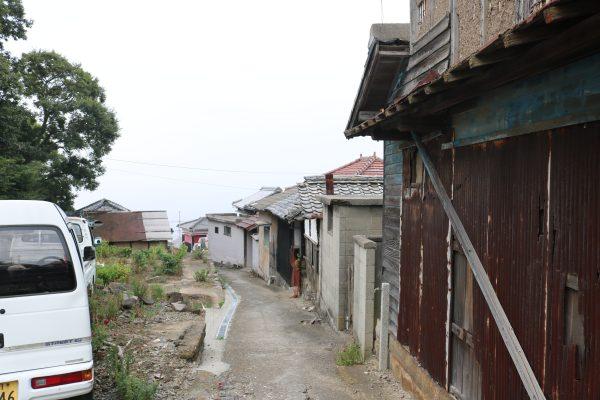 Ibukijima - das Dorf hat auch schon bessere Zeiten gesehen