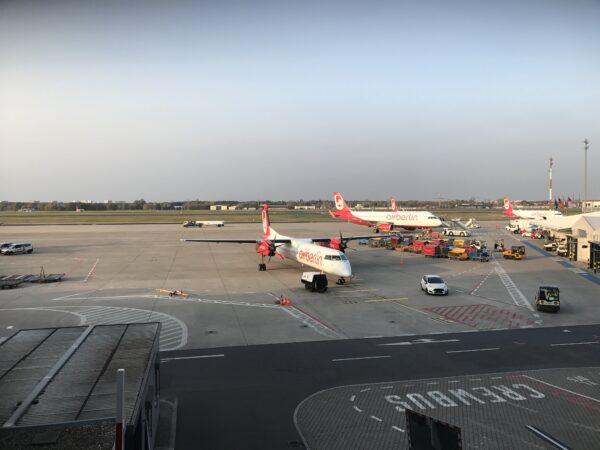 Bald Geschichte? Air Berlin und der Flughafen Tegel