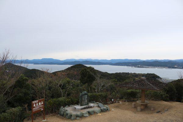 Kompira-san auf der Insel Kashikojima