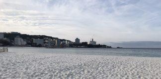 Sandstrand von Shirahama