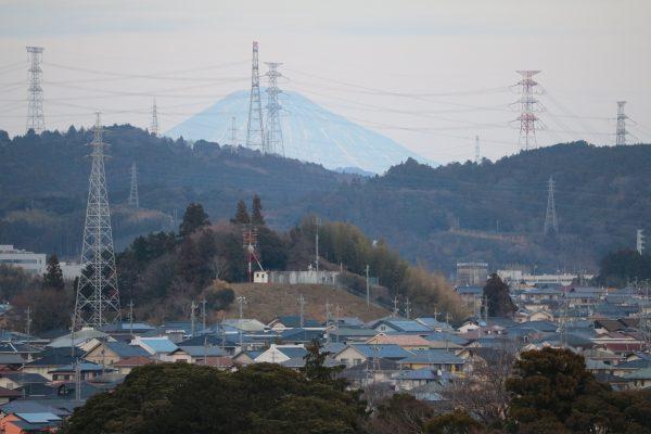 Der Fuji-san ist in Reichweite
