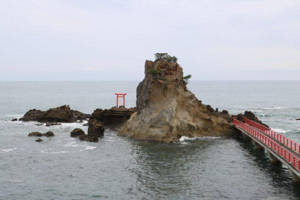Pazifikküste nördlich von Iwaki