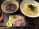 Raamen-Tamashii in Yokohama: Tsukemen mit Ente