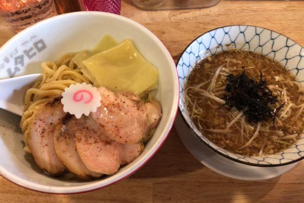 Tsukemen - mit Fleisch