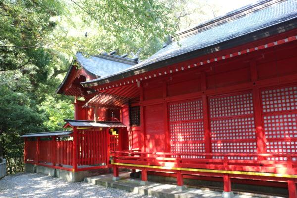 Itsukushima-Schrein in Shiiba