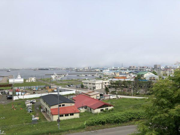 Der Hafen von Kushiro