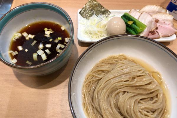Men Katsuragi in Ikebukuro: Tsukemen