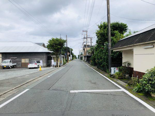 Hauptstrasse von Mitsune