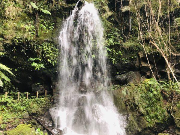 Der Uragamitaki-Wasserfall