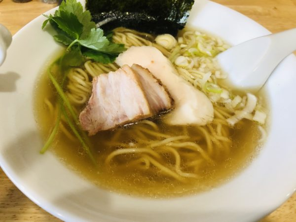 Ramen You Lee in Adachi-ku: Die weissen Ramen