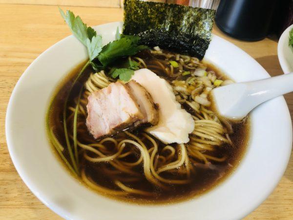 Ramen You Lee in Adachi-ku: Die schwarzen Ramen