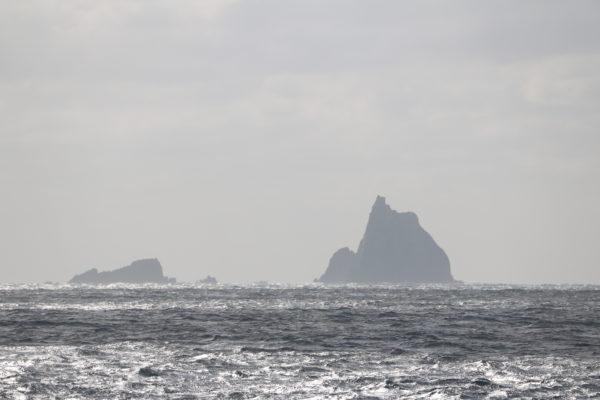 Ōnohara-Inseln bei Miyakejima