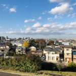 Blick vom Toneri-Park auf Adachi-ku