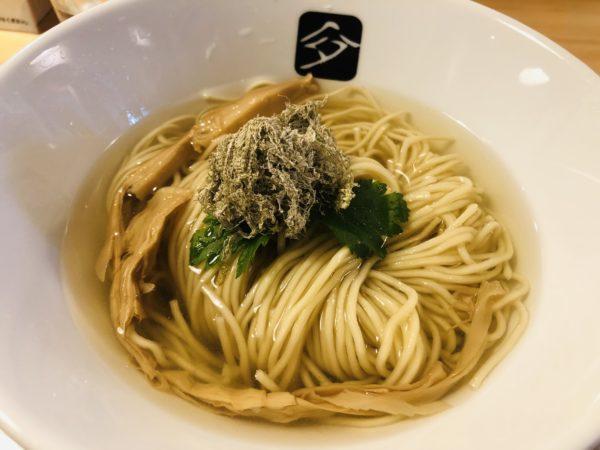 Chuka Soba Takano in Yokohama: Tsukemen