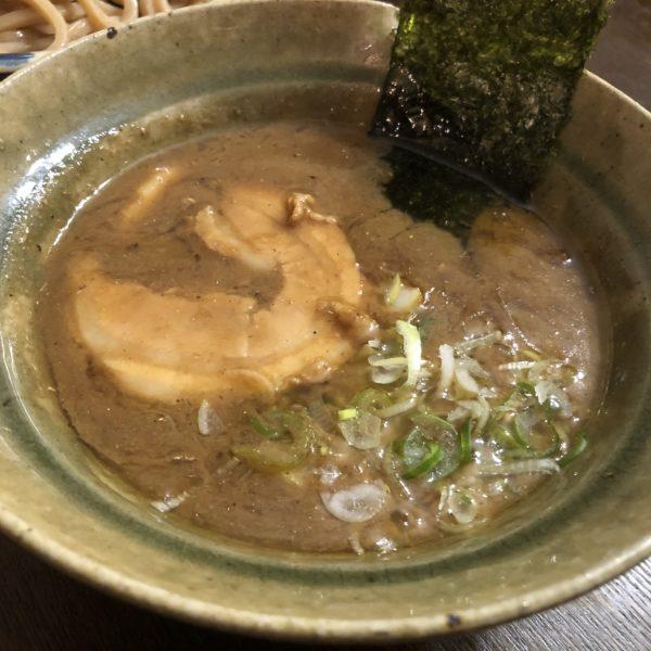 Chuka Soba Uwezu in Yamanashi - die Suppe