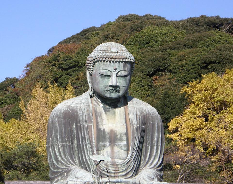 ...und der von Kamakura sowieso