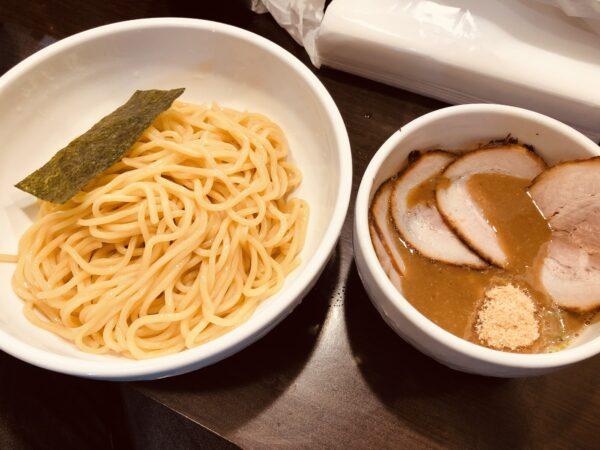 Ramen Kureha in Nishi-Tokyo: Ebi-Tsukemen