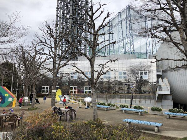 Das Tama-Rokuto-Wissenschaftsmuseum in Nishitokyo